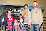 "Pilgrim Hill Premiere: Attending the world premiere of Knockanure man Gerard Barret's film ""Pilgrim Hill"" at the Tintean Theatre, Ballybunion on Friday night were Eilish, JD, Enna, Anne Marie & Paddy Cotter from Knockanure."