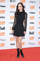 09 September 2017 - Toronto, Ontario Canada - Ksenia Solo. 2017 Toronto International Film Festival - &quot;Suburbicon&quot; Premiere held at Princess of Wales Theatre.<br /> CAP/ADM/BPC<br /> &copy;BPC/ADM/Capital Pictures
