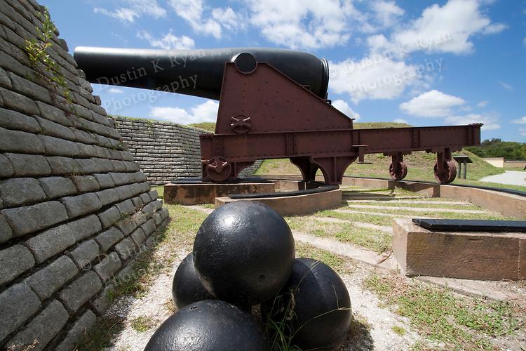Fort Moultrie Sullivans Island South Carolina