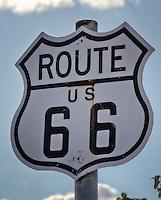 US Route 66 shield.