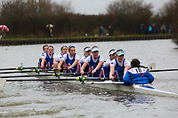 Crew: 18   WInt8+   Newcastle University (F Munro)<br /> <br /> BUCS Head 2019 - Sunday<br /> <br /> To purchase this photo, or to see pricing information for Prints and Downloads, click the blue 'Add to Cart' button at the top-right of the page.