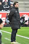 14.01.2018, RheinEnergieStadion, Koeln, GER, 1.FBL., 1. FC K&ouml;ln vs. Borussia M&ouml;nchengladbach<br /> <br /> im Bild / picture shows: <br /> Dieter Hecking Trainer/Headcoach (Gladbach), <br /> <br /> <br /> Foto &copy; nordphoto / Meuter