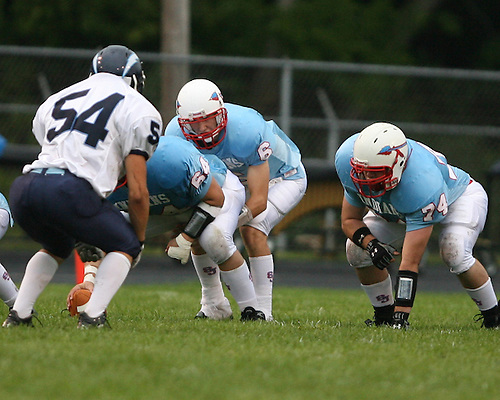 Saint Joseph's High School Varsity Football 2008.Saint Joseph's (29) vs. Elkhart Central (21)