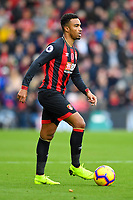Junior Stanislas of AFC Bournemouth during AFC Bournemouth vs Manchester United, Premier League Football at the Vitality Stadium on 3rd November 2018
