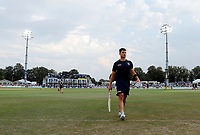 New Kent signing Marcus Stoinis during the Vitality Blast T20 game between Kent Spitfires and Sussex Sharks at the St Lawrence Ground, Canterbury, on Fri July 27, 2018