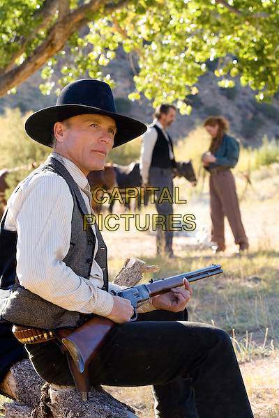 Appaloosa (2008) <br /> Ed Harris<br /> *Filmstill - Editorial Use Only*<br /> CAP/KFS<br /> Image supplied by Capital Pictures