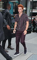 NEW YORK, NY - OCTOBER 8: KJ Apa at Build Series promoting the new season of the CW's Riverdale at Build Series in New York City on October 08, 2018. <br /> CAP/MPI/RW<br /> &copy;RW/MPI/Capital Pictures