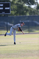 Jeremy Texel (66) of Lakewood High School in St. Petersburg, Florida during the Under Armour Baseball Factory National Showcase, Florida, presented by Baseball Factory on June 13, 2018 the Joe DiMaggio Sports Complex in Clearwater, Florida.  (Nathan Ray/Four Seam Images)