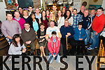 Surprise 60th party for Michael O'Regan, celebrating with family and friends at Linnanes Bar on Friday