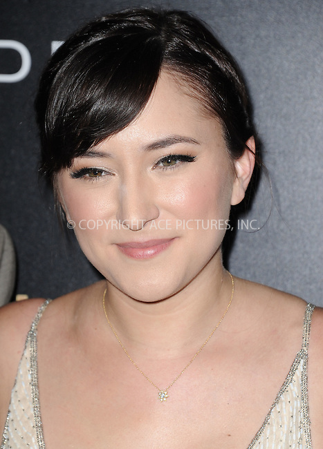 WWW.ACEPIXS.COM<br /> <br /> February 27 2015, LA<br /> <br /> Zelda Williams arriving at the 3rd Annual Noble Awards at The Beverly Hilton Hotel on February 27, 2015 in Beverly Hills, California.<br /> <br /> <br /> By Line: Peter West/ACE Pictures<br /> <br /> <br /> ACE Pictures, Inc.<br /> tel: 646 769 0430<br /> Email: info@acepixs.com<br /> www.acepixs.com