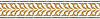 """7 3/4"""" Demeter border, a hand-cut mosaic shown in polished Honey Onyx, Thassos, and Rosa Verona by New Ravenna."""