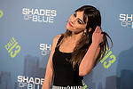 """Irene Arcos attends to the premiere of the new series of chanel Calle 13, """"Shades of Blue"""" at Callao Cinemas in Madrid. April 05, 2016. (ALTERPHOTOS/Borja B.Hojas)"""