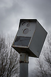 07/12/2013 Damaged speed camera