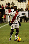 Rayo Vallecano's Luis Advincula during La Liga match between Rayo Vallecano and CD Leganes at Vallecas Stadium in Madrid, Spain. February 04, 2019. (ALTERPHOTOS/A. Perez Meca)
