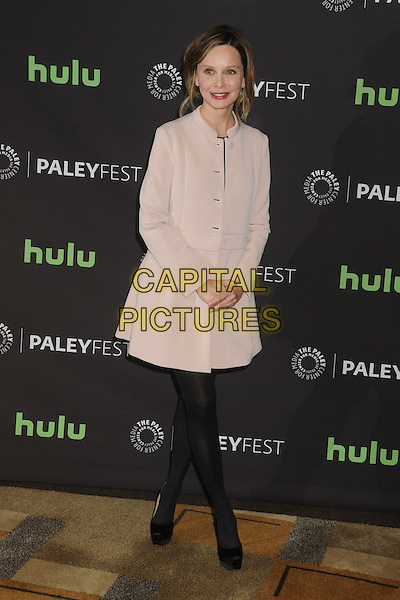 13 March 2016 - Hollywood, California - Calista Flockhart. 33rd Annual PaleyFest - &quot;Supergirl&quot; held at the Dolby Theatre. <br /> CAP/ADM/BP<br /> &copy;BP/ADM/Capital Pictures