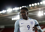 England's Demarai Gray in action during the Under 21 International Friendly match at the St Mary's Stadium, Southampton. Picture date November 10th, 2016 Pic David Klein/Sportimage