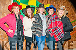 Barn Dance : Attending the fund raising barn dance at Browne's farm, Mountcoal  on Friday night last were Catherine Munnelly, Liz Quinn, Mairead Carmody, Marian Foran & Mary Hennessy.