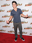 David Henrie walks the red carpet at The KIIS FM Wango Tango 2011 held at The Staples Center in Los Angeles, California on May 14,2011                                                                   Copyright 2011  DVS / RockinExposures