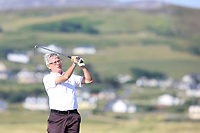 Kevin O'Keefe playing with Scott Jamieson (SCO) during the ProAm of the 2018 Dubai Duty Free Irish Open, Ballyliffin Golf Club, Ballyliffin, Co Donegal, Ireland.<br /> Picture: Golffile | Jenny Matthews<br /> <br /> <br /> All photo usage must carry mandatory copyright credit (&copy; Golffile | Jenny Matthews)