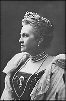 BNPS.co.uk (01202 558833)Pic: MarkAndersen/BNPS<br /> <br /> Queen Olga of Greece.<br /> <br /> A Russian Grand Duke branded King George V a 'scoundrel' who 'did not lift a finger' to save the Romanov family in the revolution there of 1917, explosive diaries have revealed.<br /> <br /> The cousin of the overthrown Russian Royal family blamed the British King for their executions because he failed to grant them refuge.<br />  <br /> Dmitri Pavlovich no-holds-barred diary extracts have been published for the first time in a new book by respected historian Coryne Hall, To Free The Romanovs.