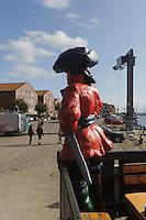 Gasthaus Piratennest in Orth, Fehmarn, Schleswig-Holstein, Deutschland
