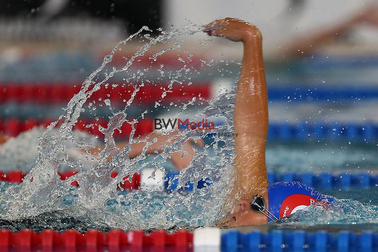 120314.  during the State New Zealand Division II Swimming Champs, Waterworld, Te Rapa, Hamilton. Wednesday 12 March 2014. Photo: Simon Watts/www.bwmedia.co.nz/Swimming New Zealand