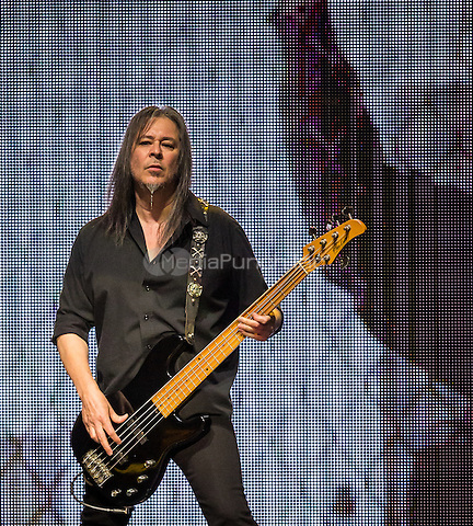 LAS VEGAS, NV - May 13, 2016: ***HOUSE COVERAGE*** Queensryche at The The Joint at Hard Rock Hotel & Casino in Las vegas, NV on May 13, 2016. Credit: Erik Kabik Photography/ MediaPunch
