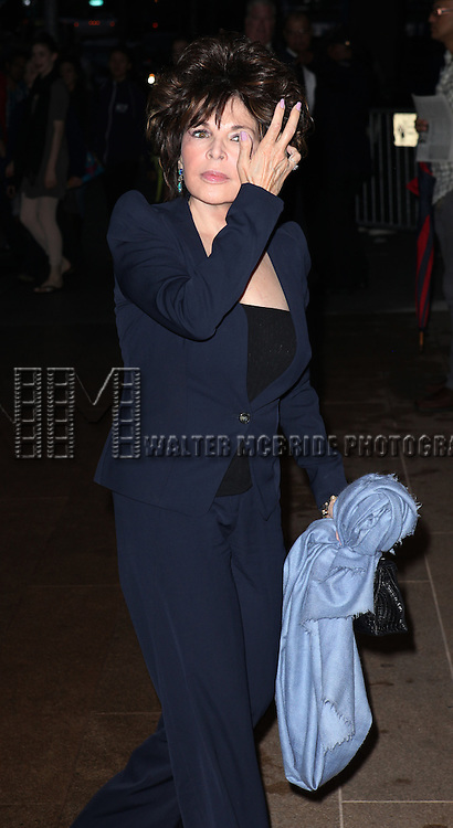 Carole Bayer Sager attending the Memorial To Honor Marvin Hamlisch at the Peter Jay Sharp Theater in New York City on 9/18/2012.