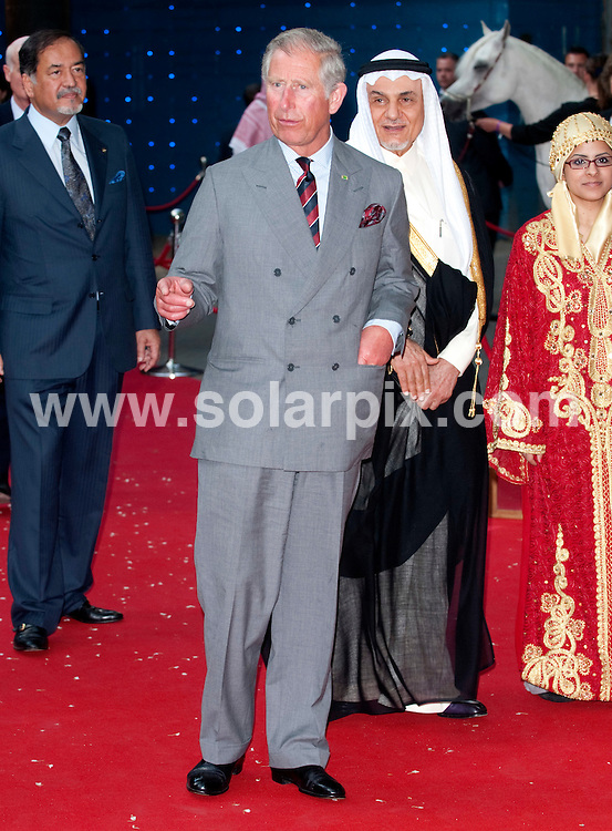 **ALL ROUND PICTURES FROM SOLARPIX.COM**.**WORLDWIDE SYNDICATION RIGHTS**.arrivals at the BFI Imax Cinema in central London, for the Premiere of the film Arabia, a 3D documentary celebrating the history and culture of Saudi Arabia. London, UK. 24 May 2010..This pic: HRH Prince Charles..JOB REF: 11310 RSR       DATE: 24_05_2010.**MUST CREDIT SOLARPIX.COM OR DOUBLE FEE WILL BE CHARGED**.**MUST NOTIFY SOLARPIX OF ONLINE USAGE**.**CALL US ON: +34 952 811 768 or LOW RATE FROM UK 0844 617 7637**