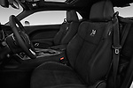 Front seat view of 2016 Dodge Challenger Scat-Pack 2 Door Coupe Front Seat  car photos