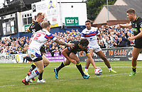 Wakefield v Warrington - 17 June 2018