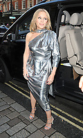 Kylie Minogue at the Royal Academy of Arts Summer Exhibition 2019 preview party, Royal Academy of Arts, Burlington House, Piccadilly, London, England, UK, on Tuesday 04th June 2019.<br /> CAP/CAN<br /> ©CAN/Capital Pictures