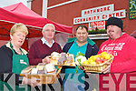 Kathleen, Christy Leahy, Mike O'Mahony and Joe McSweeney who are looking for more market sellers at the Rathmore Farmers Market every Saturday