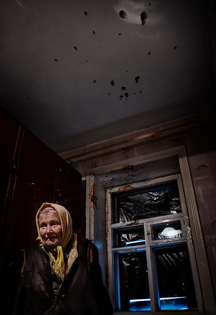 Avdiivka, eastern Ukraine, 2017.<br />