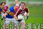 James O'Sullivan  Dromid Pearses v  Kildangan in the Munster Junior Football Final at Moyvane on Sunday
