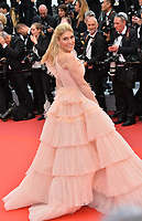 """CANNES, FRANCE. May 14, 2019: Hofit Golan at the gala premiere for """"The Dead Don't Die"""" at the Festival de Cannes.<br /> Picture: Paul Smith / Featureflash"""