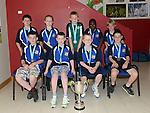 Dromin U-11 League winners. Photo:Colin Bell/pressphotos.ie