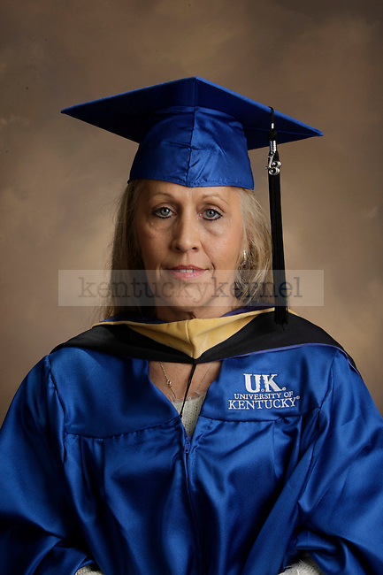 Akers, Vickie photographed during the Feb/Mar, 2013, Grad Salute in Lexington, Ky.