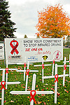 Campaign against drunk driving