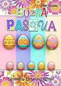 Isabella, EASTER, OSTERN, PASCUA, paintings+++++,ITKE161686,#e#, EVERYDAY ,eggs