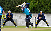 CB40 Cricket - Saltires V Durham at Grange CC Edinburgh - Fraser Watts - Picture by Donald MacLeod - 16.05.11 - 07702 319 738 - www.donald-macleod.com - clanmacleod@btinternet.com