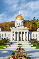 Vermont State House, Montpelier, Vermont, USA.