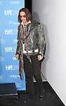 Johnny Depp attending the The 2012 Toronto International Film Festival.Photo Call for 'West of Memphis' at the TIFF Bell Lightbox in Toronto on 9/8/2012