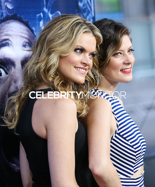 "LOS ANGELES, CA, USA - APRIL 16: Missi Pyle, Meredith Pyle at the Los Angeles Premiere Of Open Road Films' ""A Haunted House 2"" held at Regal Cinemas L.A. Live on April 16, 2014 in Los Angeles, California, United States. (Photo by Xavier Collin/Celebrity Monitor)"
