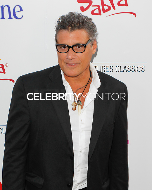 BEVERLY HILLS, CA - JULY 24: Steven Bauer attends the premiere of 'Blue Jasmine' hosted by the AFI & Sony Picture Classics at the AMPAS Samuel Goldwyn Theater on July 24, 2013 in Beverly Hills, California. (Photo by Celebrity Monitor)