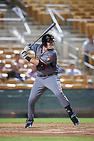 Salt River Rafters Kevin Cron (32), of the Arizona Diamondbacks organization, during a game against the Glendale Desert Dogs on October 19, 2016 at Camelback Ranch in Glendale, Arizona.  Salt River defeated Glendale 4-2.  (Mike Janes/Four Seam Images)