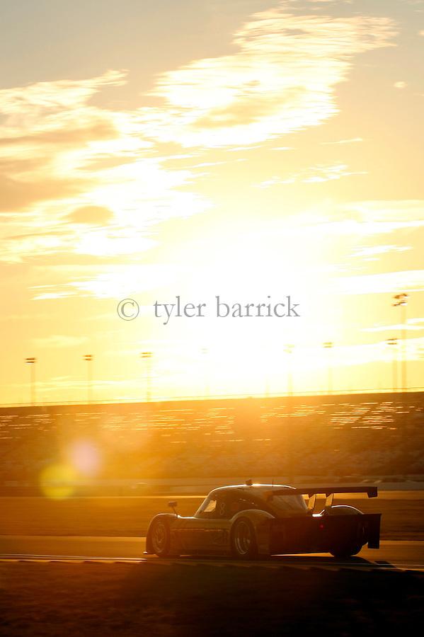Daytona International Speedway.Timo Bernhard.© 2009, Tyler Barrick. ...