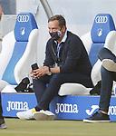 Sportchef Horst Heldt (1.FC Köln)<br /> <br /> Foto: POOLFOTO/Avanti/Ralf Poller/PIX-Sportfotos.<br /> TSG 1899 Hoffenheim-1. FC Koeln.<br /> Sinsheim,  GER, 27.05.2020 , 28. Spieltag , Fussball 1. Bundesliga 2019/2020.<br /> <br /> Sport: Fussball: LIGA: Saison 19/20: TSG 1899 Hoffenheim- 1.FC Koeln, 27.05.2020.<br /> Foto: RALF POLLER/AVANTI/POOL<br /> <br /> Nur für journalistische Zwecke! Only for editorial use! <br /> Gemäß den Vorgaben der DFL Deutsche Fußball Liga ist es untersagt, in dem Stadion und/oder vom Spiel angefertigte Fotoaufnahmen in Form von Sequenzbildern und/oder videoähnlichen Fotostrecken zu verwerten bzw. verwerten zu lassen. DFL regulations prohibit any use of photographs as image sequences and/or quasi-video.