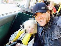 Pictured: Greg Symonds<br /> Re: Police searching to find the driver who left an SAS soldier for dead on a darkened road has been suspended in the United States.<br /> Greg Symonds from Newport, Wales, died of a skull fracture following the 'hit and run' last year.<br /> An inquest held in Hereford today heard the 31-year-old had been in California on exercise with the Parachute Regiment before he was run over.<br /> Car debris found at the scene and CCTV images showing a matching silver Toyota Camry prior to the crash, have not yet been matched to a car.
