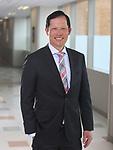 Dean Q. Lin, President of Ocean Medical Center in Brick, NJ